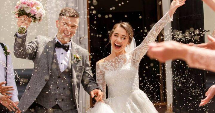 Des idées pour un mariage glamour et romantique