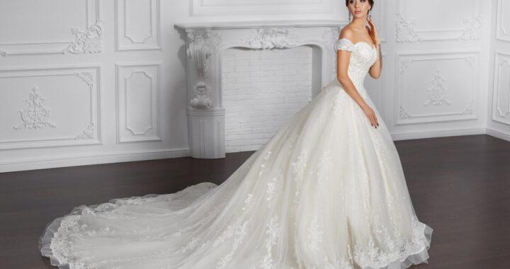 Une robe de rêve pour un mariage de rêve
